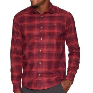 Under Armour Fitted  Plaid Shirt flannel tradesman